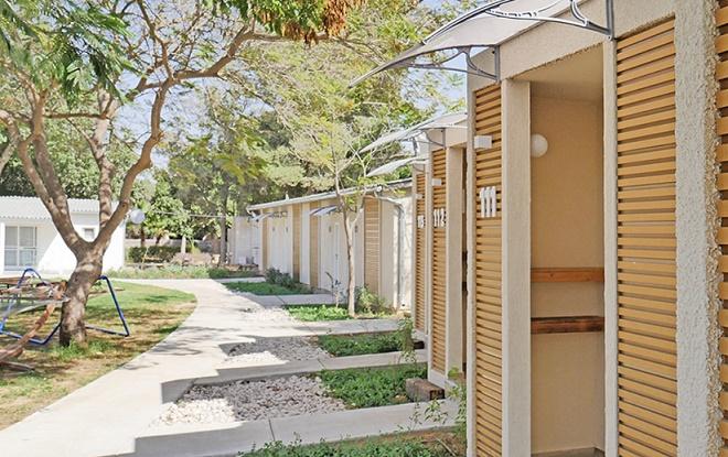 Erettz Ze'elim Kibbutz Hotel