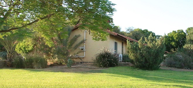 Kibbutz Almog Country Lodging Dead Sea