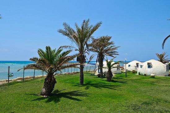 כפר הנופש דור חוף טנטורה