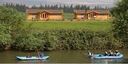 כפר הנופש הוילג מלון מטיילים על הירדן