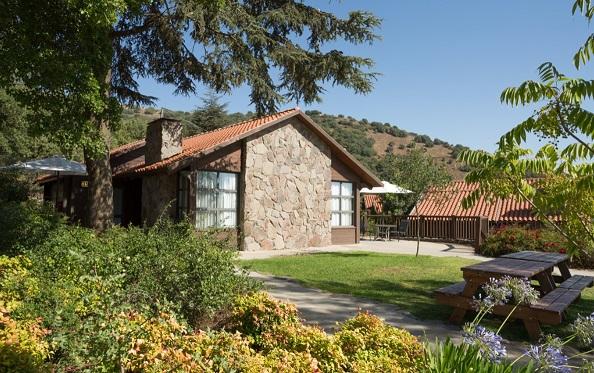 Merom Golan Kibbutz Hotel Israel